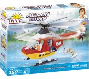 COBI - Action Town - Helikopter ratunkowy