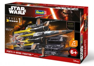 Revell - Star Wars - Poe's X-wing Fighter