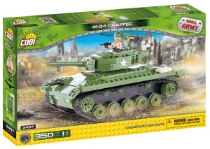 COBI - Small Army - Chaffee M24