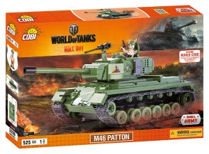 COBI - M46 Patton - WOT