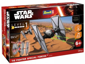 Revell - Star Wars - First Order Special Forces TIE Fighter