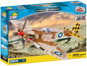 COBI - Curtiss P-40 Warhawk