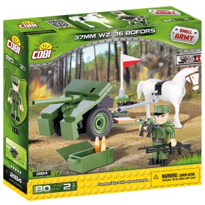 COBI - Small Army - Bofors 37 mm wz.36