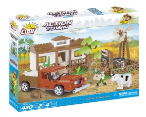 COBI - Action Town - Ranczo