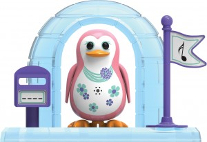 DigiPenguins - Paige z igloo