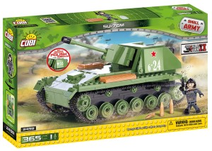 COBI - Small Army - SU-76M