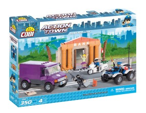 COBI - Action Town - Napad na bank