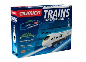 Dumica - High Speed Train Set H1