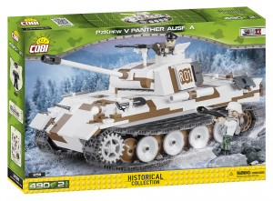 COBI - Small Army - Panzer V Panther Ausf. A