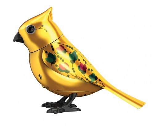 Digibirds 88408 - Goldie