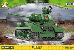 COBI - Small Army - T34/85