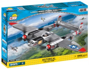 COBI - Lockheed P-38 Lightning