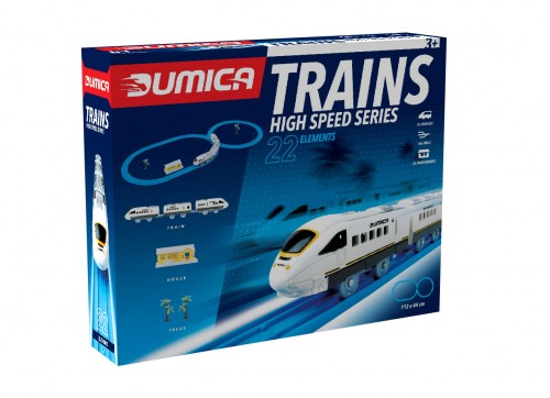 Dumica - Basic Train Set DU20331